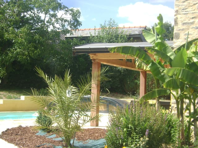 bed and breakfast in Broceliande - Guilliers - Pension