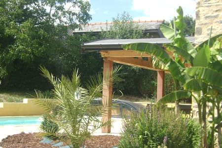 bed and breakfast in Broceliande - Guilliers