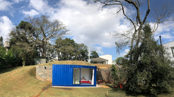 Container guesthouse -   Granja Viana  - Cotia