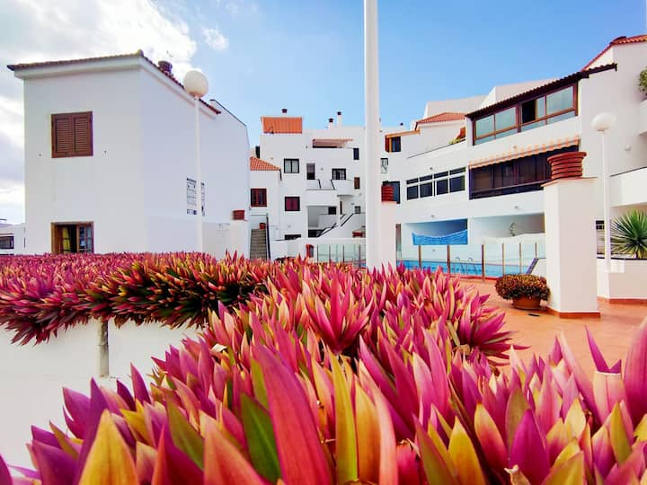 Los Cristianos Colina Two Bedroom Apartment