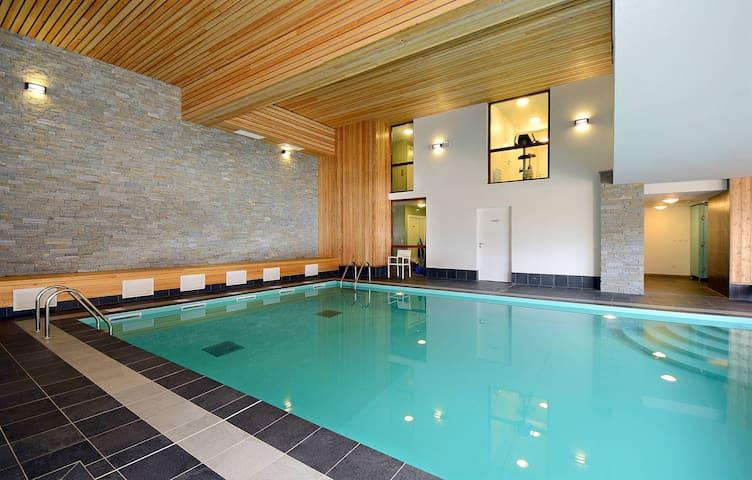 Super endroit ! Studio proche du téléphérique avec accès piscine