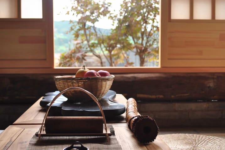 【观山禅院】观景浴缸房 依山傍水 隐居大理巍山最佳静心养生之地