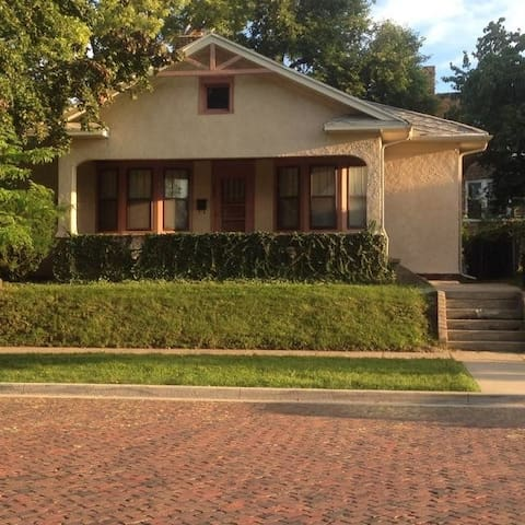 3 bedroom home 1 mile to ND & 9 blocks to downtown - South Bend