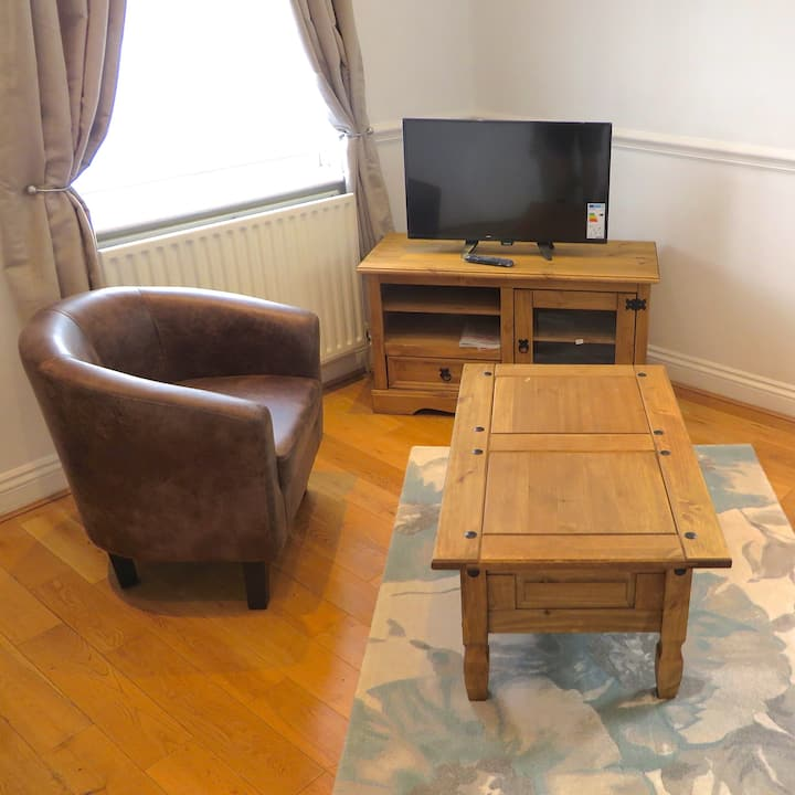 Central Hove flat