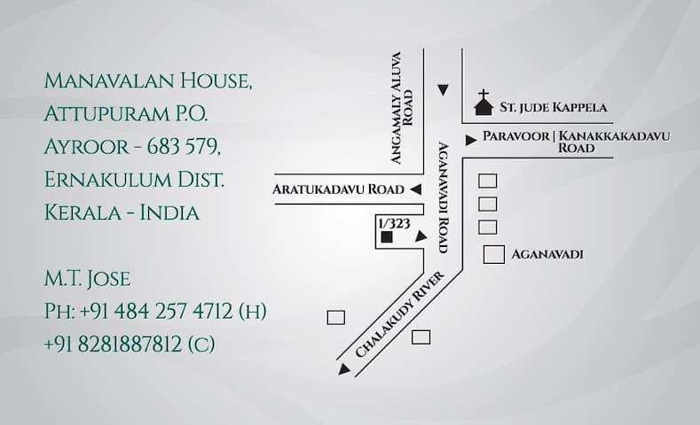 Attupuram Map