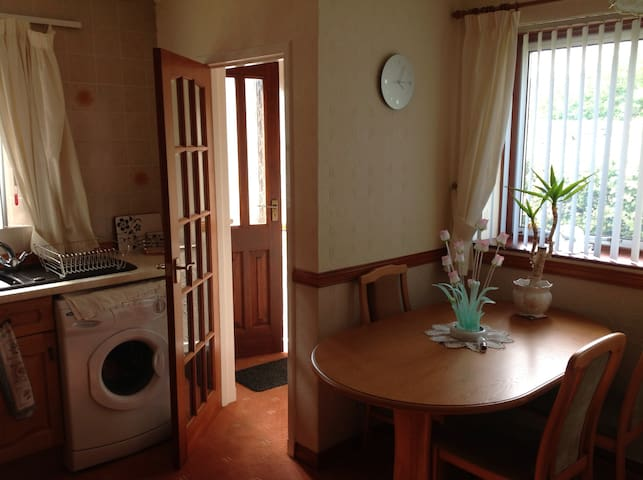 A large beautiful apartment - Fraserburgh - Huoneisto