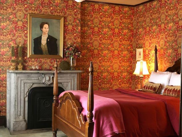 Inn at Felt Manor - Includes Gourmet Breakfast Rm3