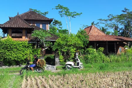 Stunning 360view Family 2 rooms - Tampaksiring - Bed & Breakfast
