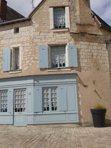 La Petite Boutique holiday house - Saint-Aignan-sur-Cher - Dom