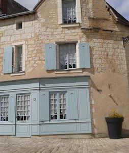 La Maison Bleue, ZooSaint Aignan - Saint-Aignan-sur-Cher - 獨棟
