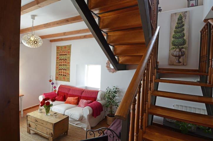 Casa rural El Racú - Cabezas Altas - Casa