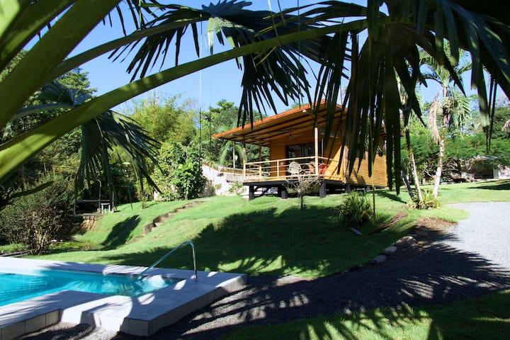 "Buena Onda Lodge Ojochal - Lodge ""L' Ame Sauvage"""