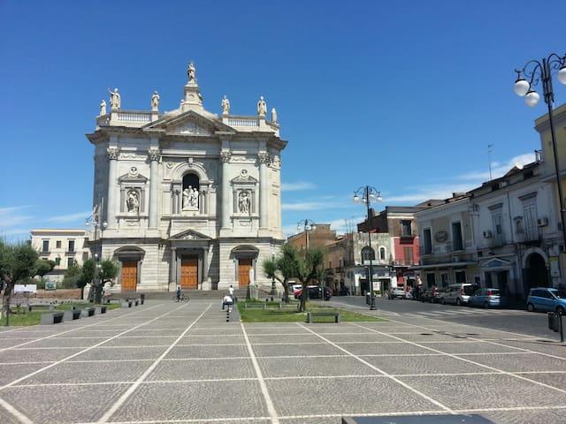 Palazzo Giordano 2 - San Giuseppe Vesuviano - Apartamento