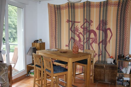 Appartement - copro 64m² - Au pays des éléphants - Metz - Lejlighedskompleks