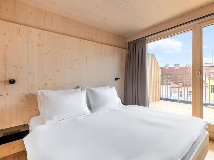 Deluxe Rooms with Terrace near Palace Schönbrunn