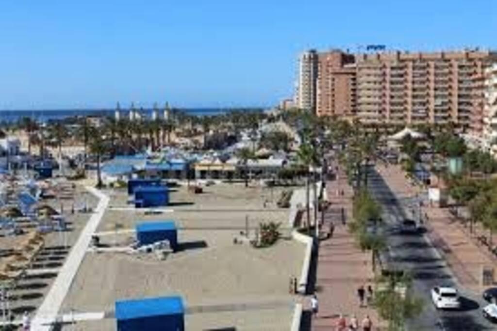Habitaci n vacacional en piso playa fuengirola for Pisos en fuengirola de bancos