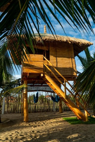 Whisky Point Resort - Ocean View Open Air Pagoda