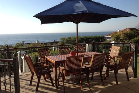 Magnificent mountain and sea views - Cape Town - Talo