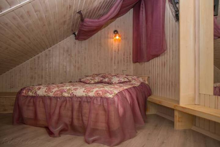 Двухместный номер с ванной D'Amour - gorod Sankt-Peterburg - Bed & Breakfast