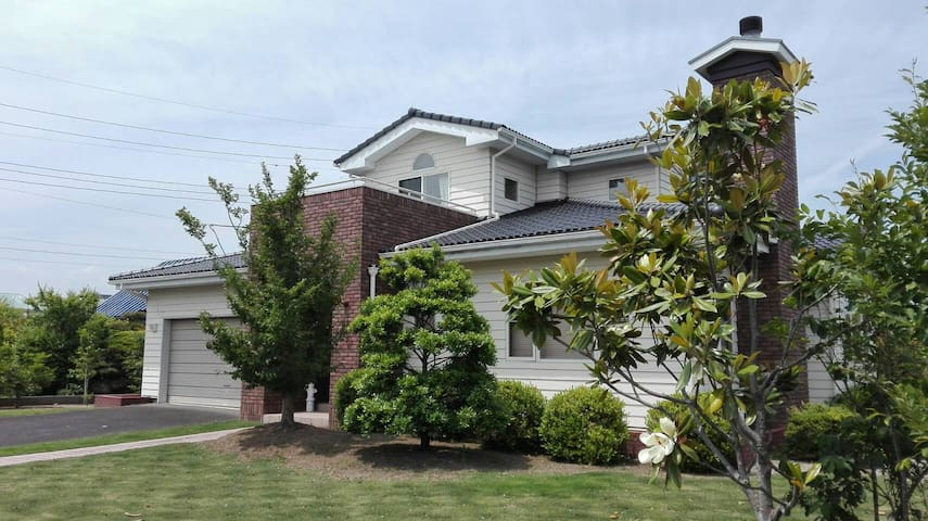 American style house in Ibaraki - Hitachiōta-shi - House
