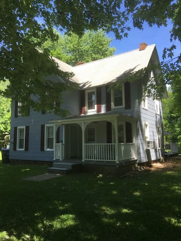 Lovely house a block from beautiful Sodus Bay