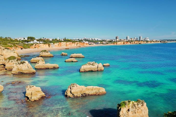 NEW UAUHOMES BEACH PORTIMÃO 1Bdr 300mts to Beach