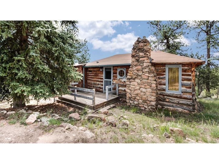 Blue Range Cabin