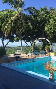 Stunning Panoramic-Pool view B&B - Managua