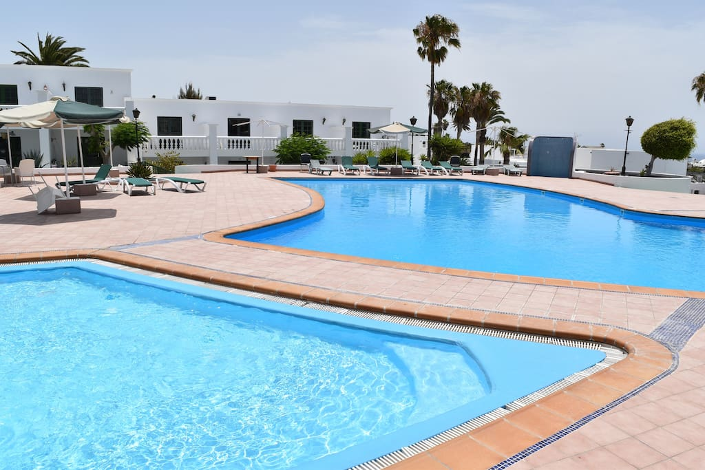 Puerto Del Carmen New Apartment By The Pool Apartments