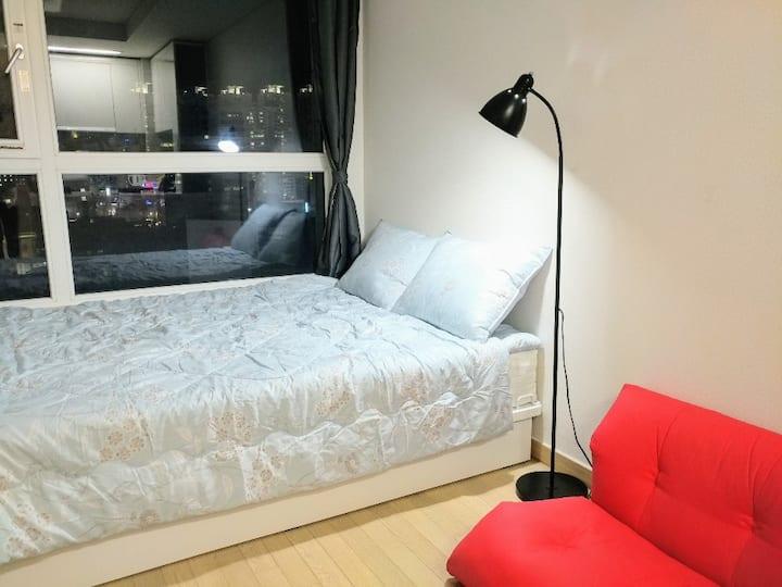 ♡NEW♡안심숙소청결*타임숙박할인*Nice view#2*Healing House*Busan
