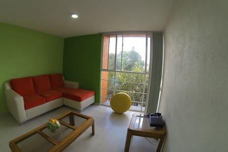 Habitación en departamento nuevo, zona oriente. - Ciudad de México - Oda + Kahvaltı