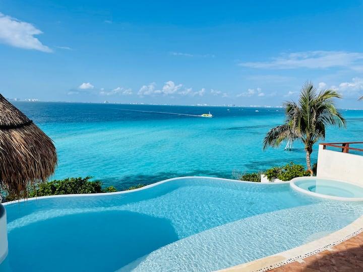 Mexican Zen:  Oceanfront & Architectural Elegance