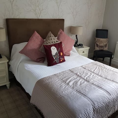 Double room - The Blue Bell Inn