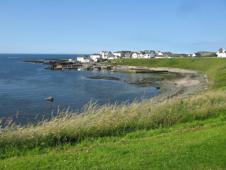 Bayhead Apartment Portballintrae, Golf Nearby