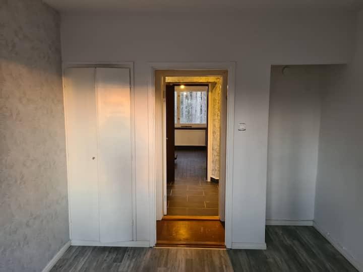 Nyrenoverat lägenhet i vacker omgivning