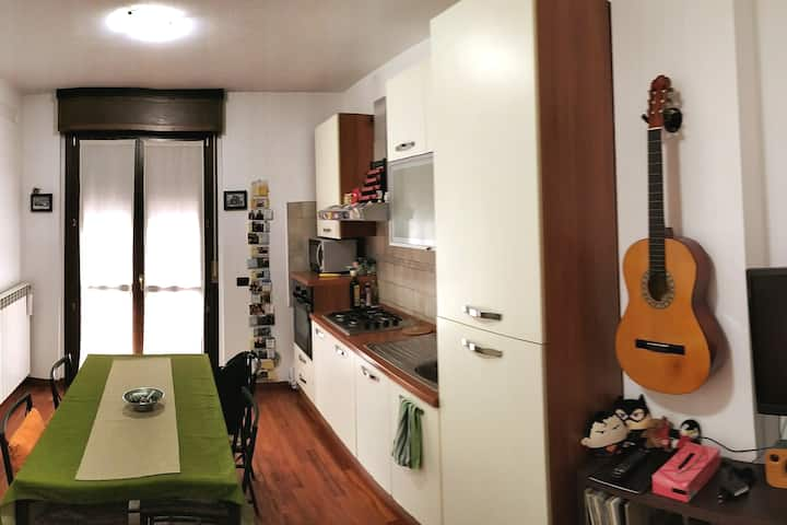 Apartment near Tortona District, Navigli, Darsena