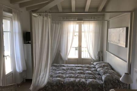 Camera matrimoniale, 50 mt dal mare - Forte dei Marmi - Andre