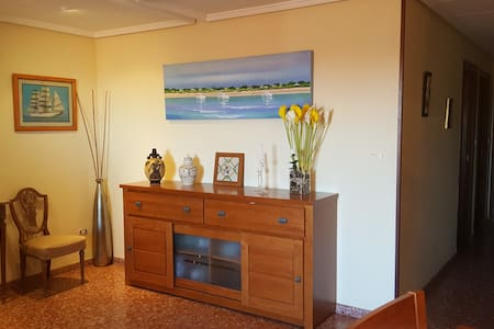 Apartamento junto a la playa - Sueca - Appartement