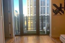 Living Room/Sky Balcony