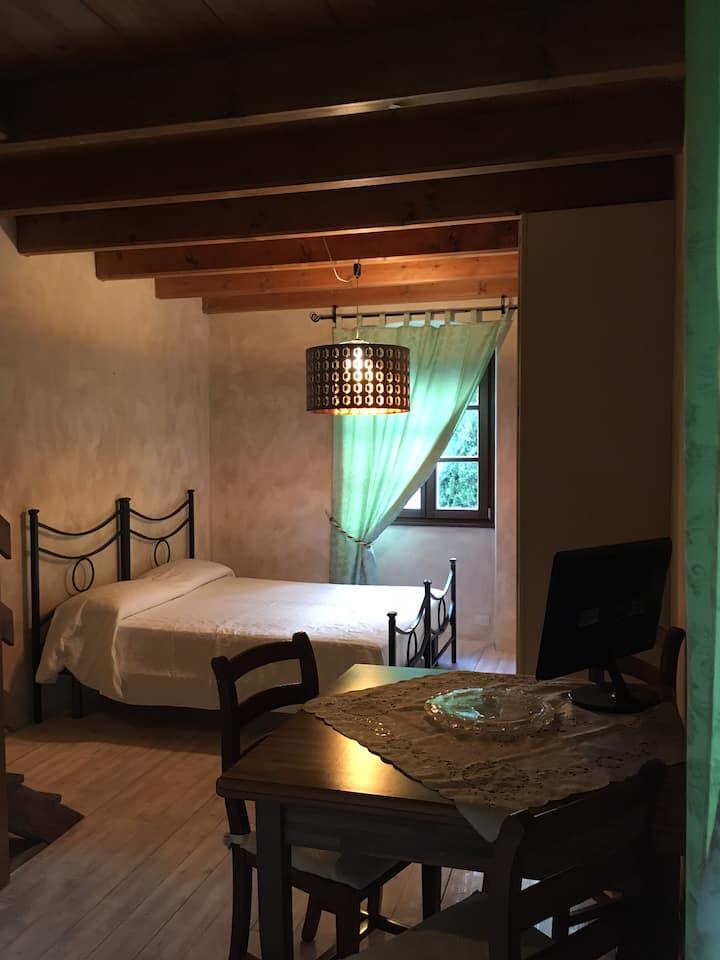 La Columbera abitazione in villa storica