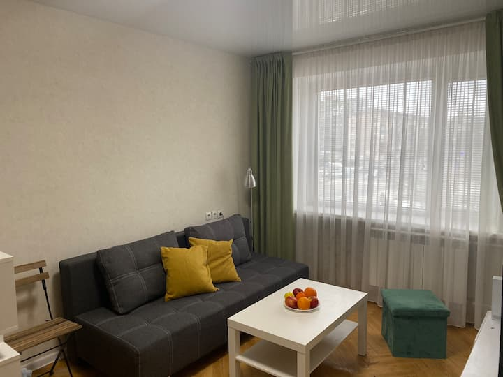 Cozy 2rooms apartment, 5 min. walk to a subway