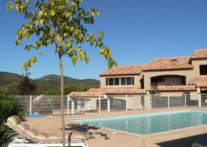 ST FLORENT - T2 dans jolie Résidence avec piscine