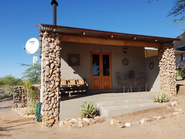 Amani farm guest cottage