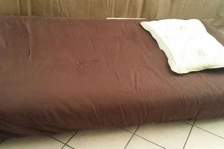 Small bed (very low height) - Hesperia