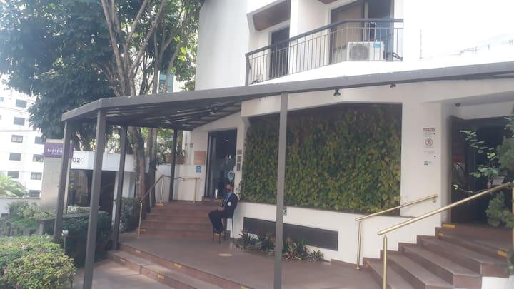 Flat Alamedas Jd. Paulista