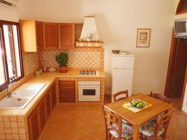 Residenza Larenza Mediterranea 2-4P - Trappeto - Apartemen