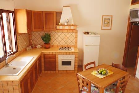 Residenza Larenza Mediterranea 2-4P - Trappeto - Wohnung