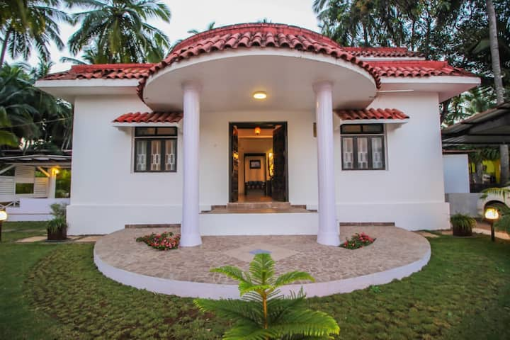 2 BHK Luxury Home in Galgibaga close to the beach
