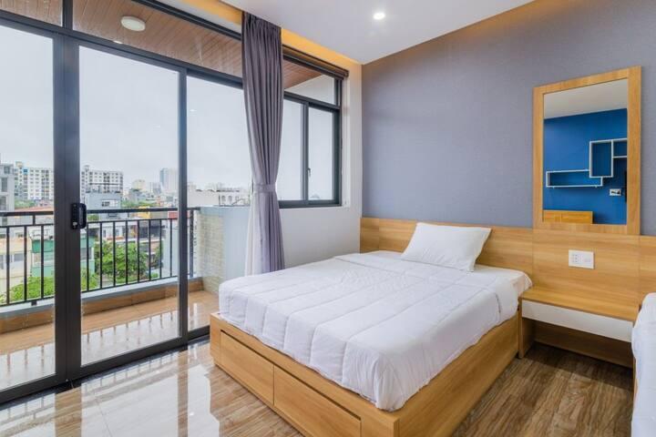 Cho thuê căn hộ theo ngày vip,chỉ từ 300 ngàn/đêm.