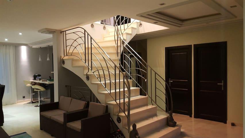 Maison moderne à 20 mn de Paris - Ormesson-sur-Marne - Ház